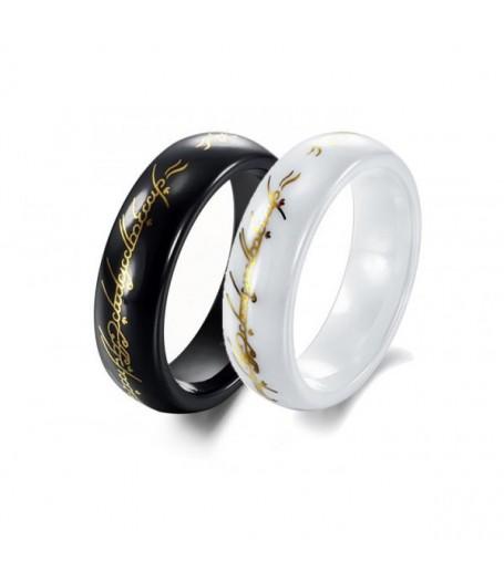 Купить Кольцо Всевластия из керамики