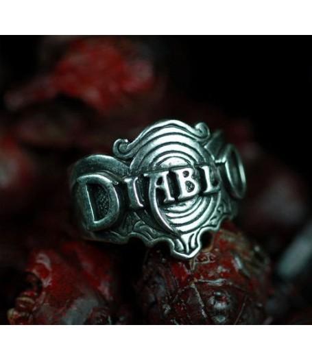 """Купить Кольцо Diablo (Диабло) из игры """"Diablo"""""""