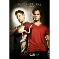 Купить кольца, кулоны, браслеты из сериала Сверхъестественное (Supernatural)